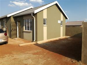Secure House to rent
