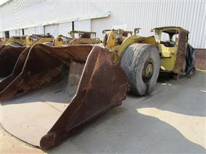 Atlas Copco ST1030, Scooptram Load Haul Dumper - ON AUCTION