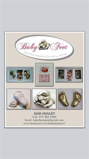 Baby Feet Sam