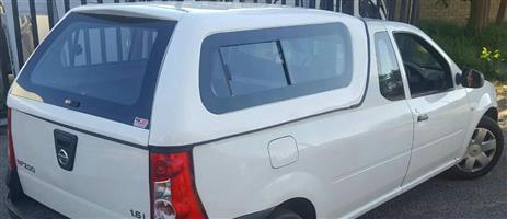 GC BRAND NEW NISSAN NP200 GALAXY SMART WITH STICK-ON WINDOWS NEW BAKKIE CANOPY