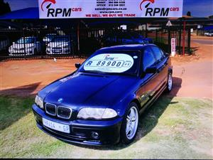 2000 BMW 3 Series 330i Sport Line