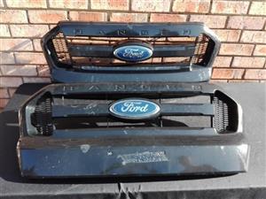Ford Ranger T6 Facelift Main Grill