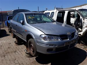 2003 Nissan Almera 1.6 - Stripping for Spares