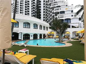 Weekend Holiday for 6 at Cabana Beach Resort, Umhlanga 3 -5 Aug'19