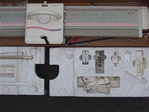 Empisal Light Knitter Machine LK - 150 - with accessories - in excellent condition