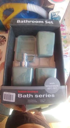 Bath series bathroom set