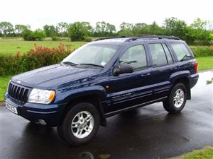 2008 Jeep Grand Cherokee 3.6L Limited