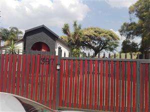 4 bedroom house to let in Sinoville