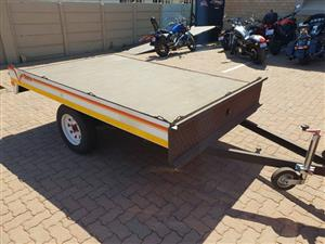 Venter Flatbed Trailer