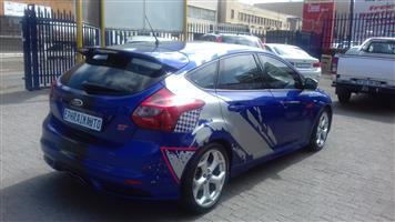 2012 Ford Focus ST 5 door