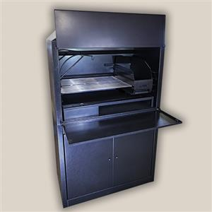 Steel and Stainless braais