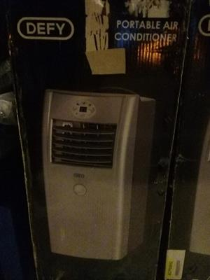 DEFY PORTABLE AIRCONS FOR SALE