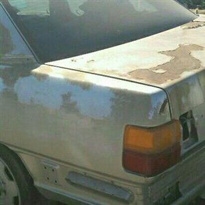 Audi 500se body