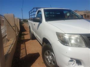 Toyota Hilux 2.4GD 6 Xtra cab SRX