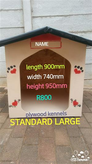Dog kennel from R350