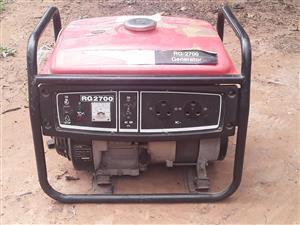 Ryobi RG2700 Generator