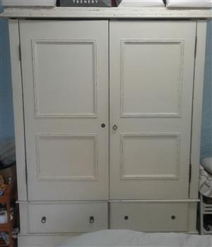 Art Deco cupboard