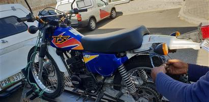 Suzuki TS185 In good condition
