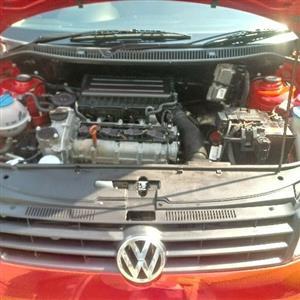 2013 VW Polo Vivo hatch 5-door POLO VIVO 1.4 TRENDLINE (5DR)