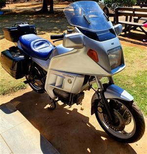 1988 BMW K75RT