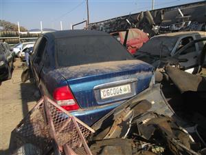 Mazda Etude stripping for spares