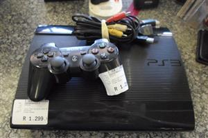 500GB Playstation 3