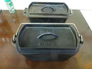 Cadac Cast Iron Bread Pot