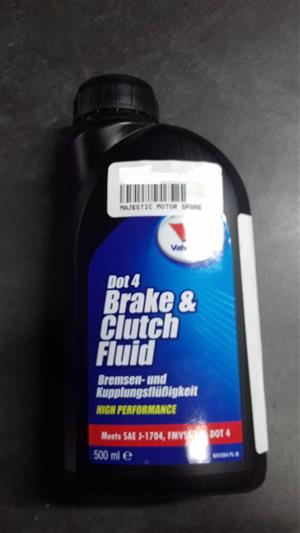VALVOLINE NEW BRAKE AND CLUTCH FLUID FOR SALE    | Junk Mail
