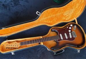 Fouche - Custom Relic Roadworn Stratocaster - Electric Guitar - Stunner!! Fishman Fluence Pickups