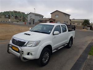 2013 Toyota Hilux 3.0D 4D 4x4 Raider Dakar edition