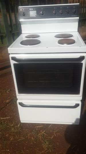 4 plate cable stove for sale