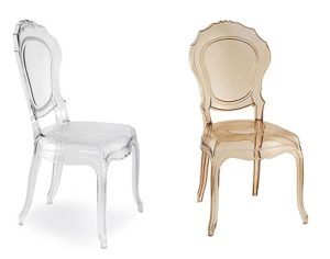 Belle Prince Chair Resin Chairs