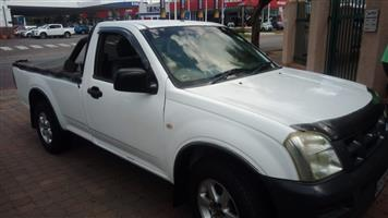 2008 Isuzu KB single cab KB 250D LEED P/U S/C