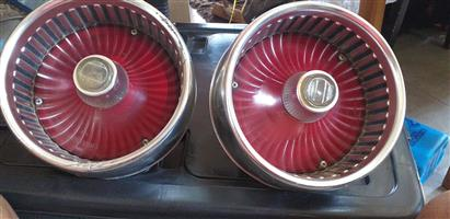 FORD GALAXIE  TAIL LIGHTS