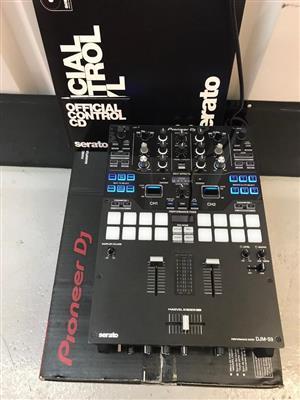 Djm s9 battle mixer pioneer dj