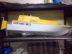 Fishing and camping equipment