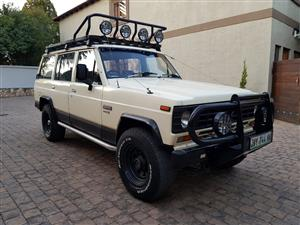 1983 Nissan Safari