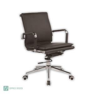 Classic Eames Flat Cushion Medium Back Office Chairs | Office Stock