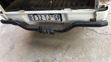 Ford Ranger / Mazda BT50 Tow Bar Complete