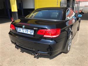 2010 BMW M3 auto