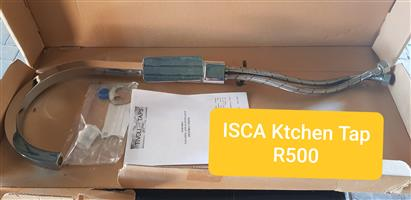 FOR SALE: ISCA KITCHEN TAP