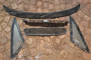 Ford Escort Zetec body parts