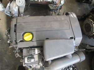 Opel Astra 1.6 16V (Z16XEP) Engine for Sale for sale  Johannesburg - South Rand