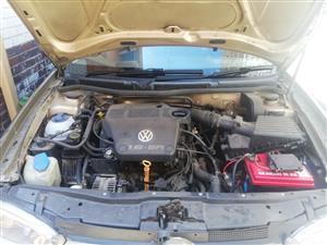 2004 VW Golf 1.6TDI Comfortline auto