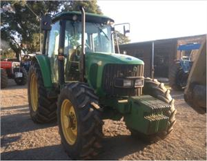 S3119 2006 Green John Deere 6420 82kW 4x4 Pre-Owned Tractor
