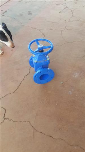 100mm Gate valve (flanged) R 1500