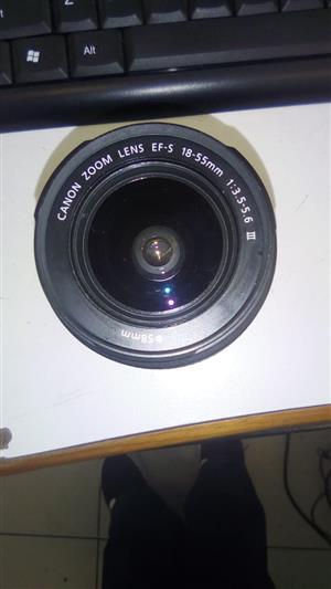 CANON  18-55mm 3.5f