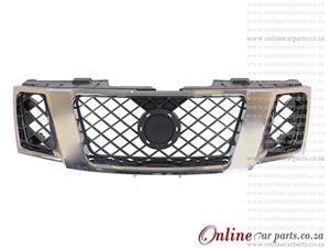Nissan Navara 2010-2014 Front Grille