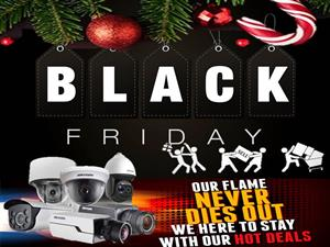 Black Friday CCTV Deals Durban