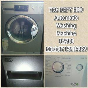Defy washing machine for sale